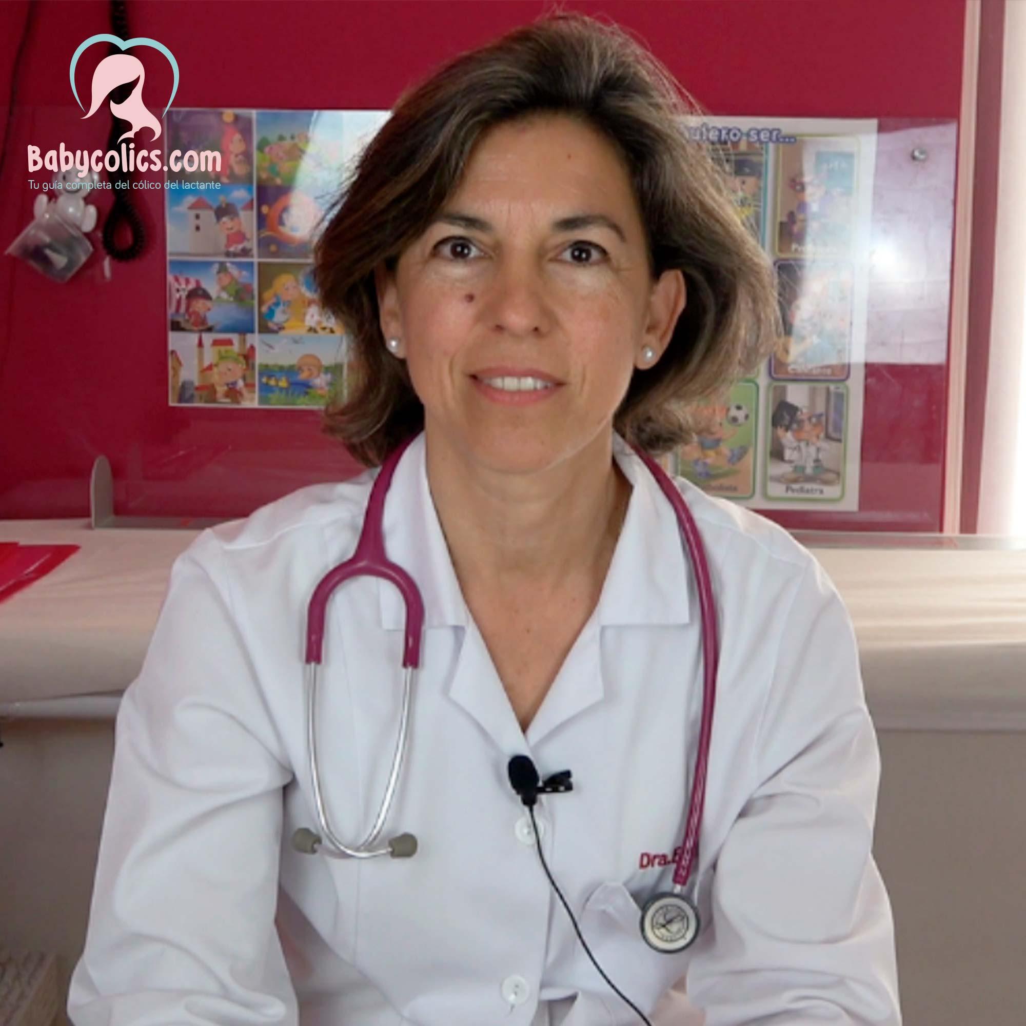 Pediatra Cristina Esteve